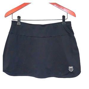 greatly reduced Tennis Skirt Topaktion K-Swiss Accomplish Womens Skort WHITE